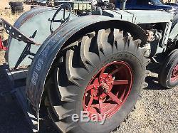 1937 J. I. Case Model L Tractor
