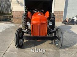 1948 Ford 8N Tractor PTO