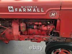 1948 International Farmall H