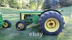 1957 John Deere Pulling Tractor 820 Diesel 800 Cubic Inch Approx. 200 HP