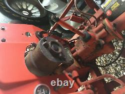 1965 ECONOMY (early Jim Dandy Power King) VINTAGE TRACTOR -RARE EASY PROJECT