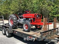 1965 Massey Ferguson Tractor 135