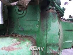 1966 John Deere 2510 2WD Tractors