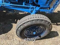 1968 Ford 2000 Tractor with Bush hog