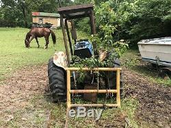 1968 Ford 3000 Farm Tractor