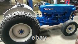 1968 Ford 3000 Farm Tractor FoMoCo # C5NN7006AA
