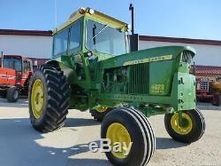1972 John Deere 4020 Diesel Powershift Tractor For Sale Very Nice Tractor