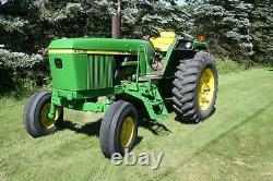 1976 2WD John Deere 4230 Tractor 6404DR PTO 540/1000 8/2 Synchro Diesel NICE