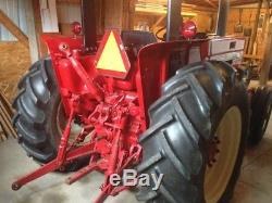 1980 International 484 Utility Tractors