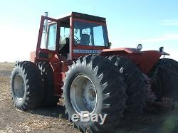 1981 Massey Ferguson 4880 4WD Tractors