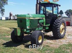 1982 John Deere Tractor
