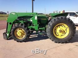 1984 John Deere 2550 Tractor Loaders