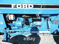 1989 Ford 3910 Series II 2 Farm Tractor 50 HP Diesel 3 Point Hitch New Holland