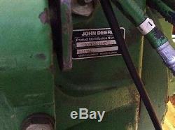 1989 John Deere 4755 4WD Tractors
