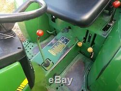 1989 John deere 970 tractor
