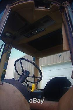 1990 John Deere Tractor 4755 4x4 MFWD Diesel Dual