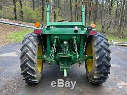 1994 John Deere 1070 Compact Tractor 4x4