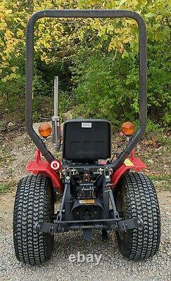 1994 Massey Ferguson 1120 Only 817 Hours! 4wd, 16 HP Athens, Ohio