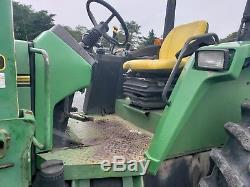 1995 John Deere 6200 Tractor 4x4 Loader 2700 Hrs
