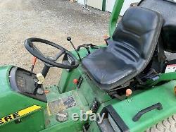 1995 John Deere 855 Tractor Loader Backhoe, 4wd, Hydro, Pre-emissions, 488 Hours