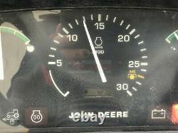 1999 JOHN DEERE 4400 TRACTOR With LOADER, 4X4, 3 PT, 540 PTO, 128 HRS, 3 RANGE HST