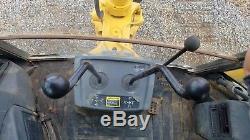 2001 John Deere 310SG Backhoe Loader Diesel Tractor Rubber Tire Construction Hoe
