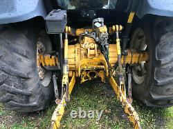2001 New Holland Ts 100 Tractor