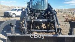 2002 New Holland TV140 4WD Tractors