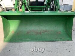 2003 John Deere 2210 4WD 829 hours With Rotary Cutter And Auger
