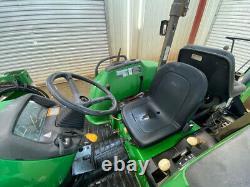 2003 John Deere 4700 Oprops 4wd Compact