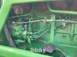 2003 John Deere 7210 4x4 110Hp Open Station Farm Tractor CHEAP
