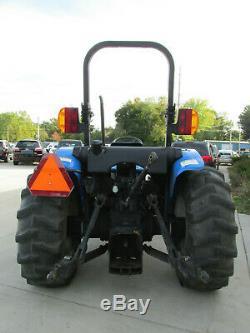 2003 New Holland TN65 4x4 MFWD 57hp Diesel Tractor tn70 tn55 tn75 tn60