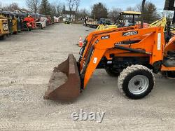 2004 AGCO Allis ST45 4x4 45Hp Compact Tractor with Loader CHEAP
