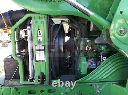 2004 JOHN DEERE 6420 TRACTOR With LOADER, CAB, 3 PT, 540 PTO, HEAT A/C, 4X4, 110HP