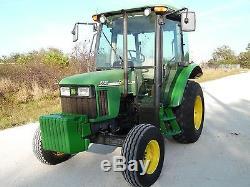 2004 John Deere 5320 Tractor 485 Hours (low Hours)