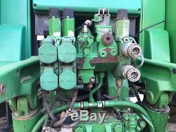 2004 John Deere 7420 4x4 Cab Tractor