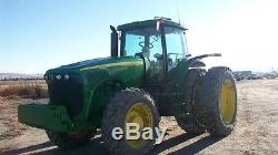 2004 John Deere 8420 4WD Tractors