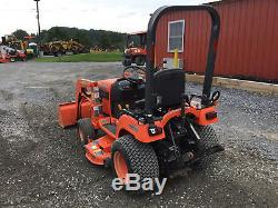 2004 Kubota BX1500 4x4 Diesel Compact Tractor with Loader & Mower