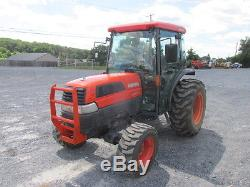 2004 Kubota L5030 4x4 Hydro Compact Tractor with Cab