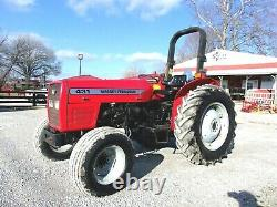 2004 Massey Ferguson 431- 2 wd. FREE 1000 MILE DELIVERY FROM KY