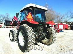 2004 Massey Ferguson 471 Loader 4x4 2627 Hrs. FREE 1000 MILE DELIVERY FROM KY