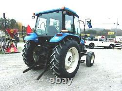 2004 New Holland TL100 Tractor Cab, -FREE 1000 MILE DELIVERY FROM KY