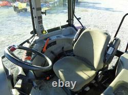 2005 Case IH JX1100U Tractor, Cab/Heat/Air, 4WD, LX252 FL with SSL QA, PWR Shuttle