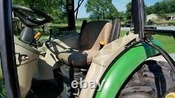 2005 John Deere 4520 4WD Tractor and Loader