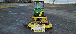2005 John Deere X595 Lawn Mower. 352 Hours! Cab, Blower, & Mower Deck Included