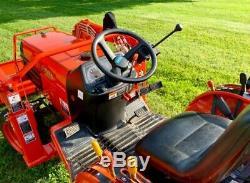 2005 Kubota B7800 Tractor