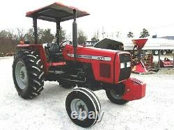 2005 Massey Ferguson 471 442 One Owner Hours- FREE 1000 MILE DELIVERY FROM KY