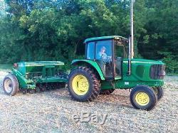 2005 john Deere 6215 cab tractor 2650 hours