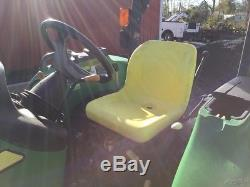 2006 John Deere 4520 4x4 Compact Tractor with Loader