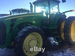 2006 John Deere 8330 4WD Tractors
